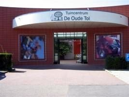 Tuincentrum de Oude Tol nabij Arnhem